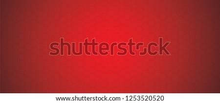 Cobweb on Red background