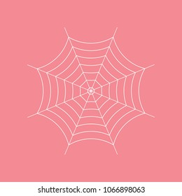 Cobweb vector icon