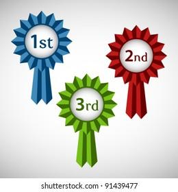 1st Place Ribbon Images, Stock Photos & Vectors | Shutterstock