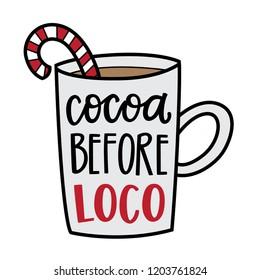 Cocoa Before Loco
