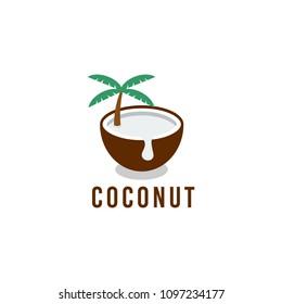 Coconut Logo Design