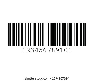Code 128C Barcode Standards Sample