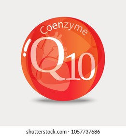 Coenzyme q10. Substance for maintaining cardiac activity. Basics of a healthy lifestyle.