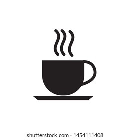coffe icon vector illustration template