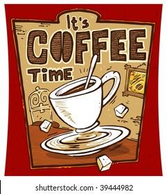 Coffee - Bar Poster