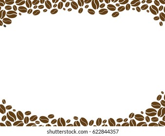 Coffee Border Images, Stock Photos & Vectors | Shutterstock