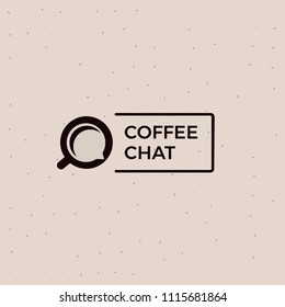chat logos Images, Stock Photos & Vectors | Shutterstock