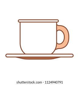 coffee cup isolated icon