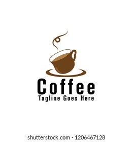 coffee - cup of coffee logo template