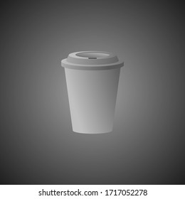 A coffee cup vector, Coffee Cup for design