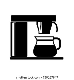 coffee dripolator vector