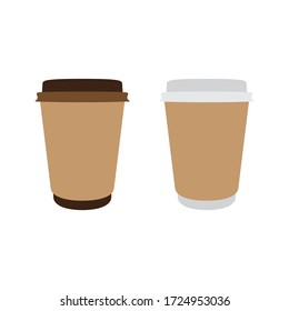 coffee icon. Cup of coffee  icon. Logo for cafe or restaurant