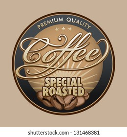 Coffee labels