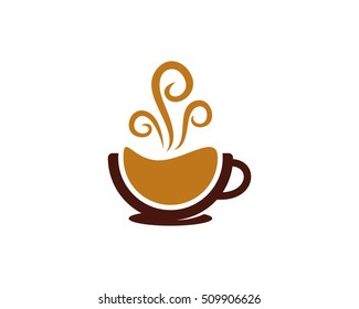 Coffee Logo Design Template