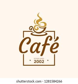 Coffee Logo template.