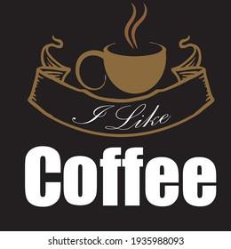 Coffee Lover t-shirt vector Design