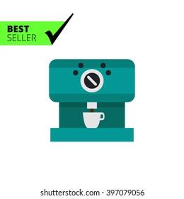 Coffee machine icon(2)