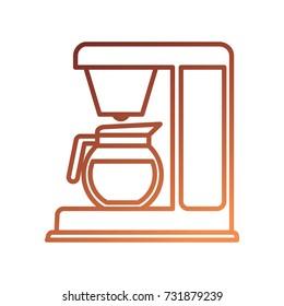 coffee maker machine glass electrical appliance