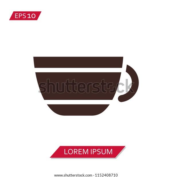 coffee maker vector icon symbol