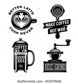 coffee quotations images stock photos vectors shutterstock
