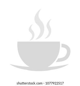 coffee or tea cup isolated, coffee shop, cafe mug