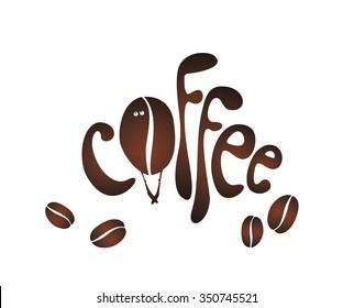 Coffee. Vector illustration.
