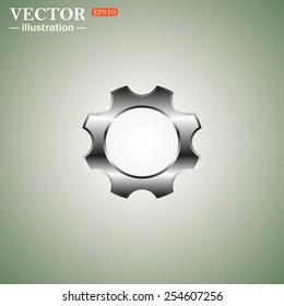 Cog Settings , vector illustration, EPS 10
