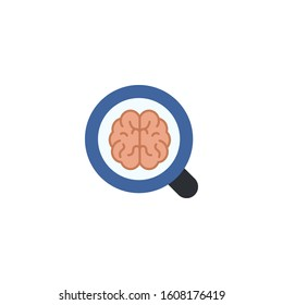 Cognitive Science creative icon. From Artificial Intelligence icons collection. Isolated Cognitive Science sign on white background