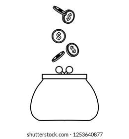 coin purse icon