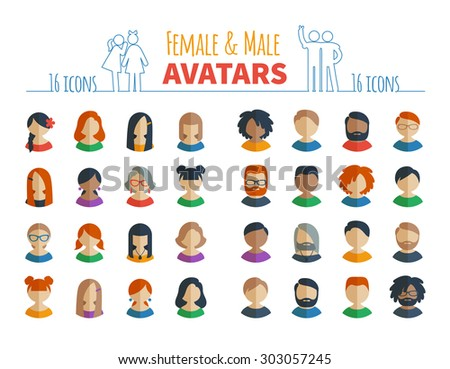 Avatars female sexual free