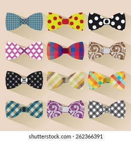 Collection of Bow Ties