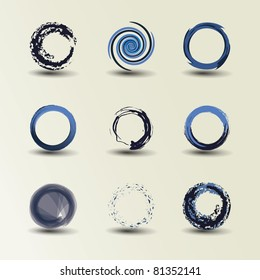 Collection Of Circle Design