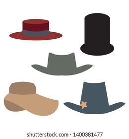 a20b6bdf7c1d0 Collection of colorful hats for men and women