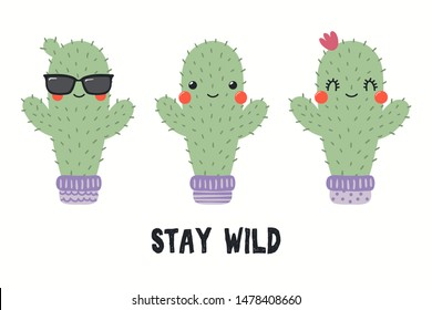 cactus quotes images stock photos vectors shutterstock