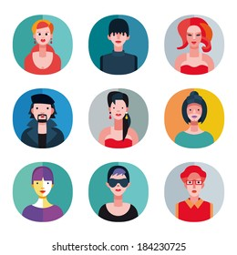 Icons / avatar