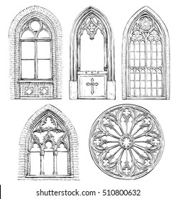 Gothic Draw Images, Stock Photos & Vectors | Shutterstock