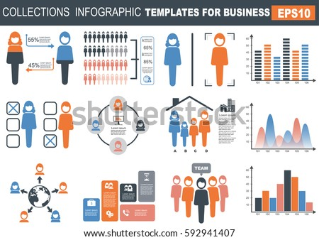 Hiring process infographic template   Free Vector   Infographic Hiring People