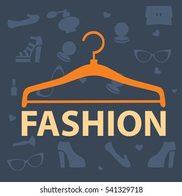 collection of  logos of fashion accessories