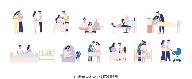 Médecin Fond Blanc Stock Illustrations Images Vectors