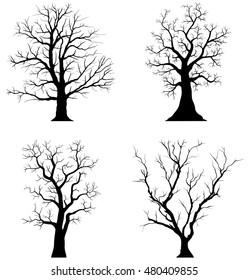 spooky tree images stock photos vectors shutterstock