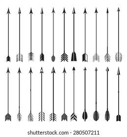 Collection Vector Arrows