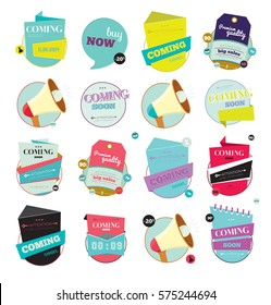 Collection of vector vintage hipsters unique sale tags. Labels, arrows and ribbons in vintage style isolated on white or black background. Great discount, low prices. Special offer, best time to buy
