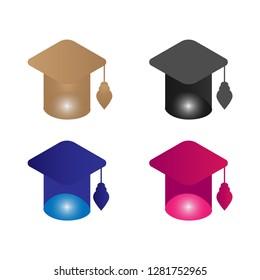 College Graduation logo
