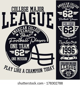 college graphics