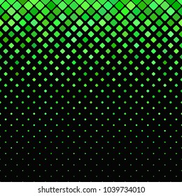 Color abstract diagonal rounded square pattern - vector mosaic tile background graphic