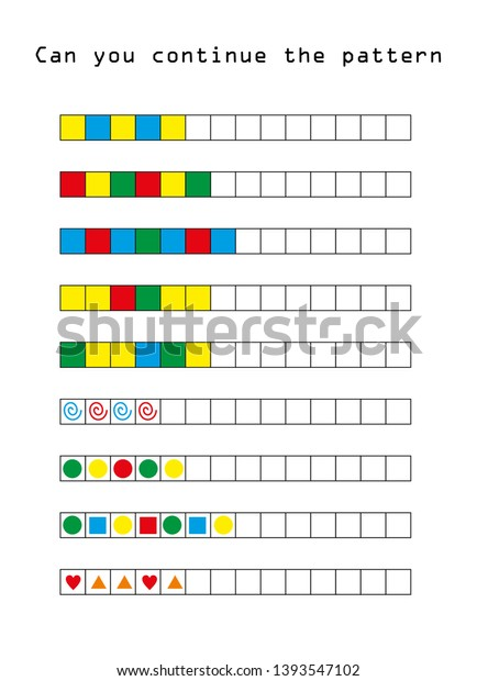 color by example worksheet preschool 600w
