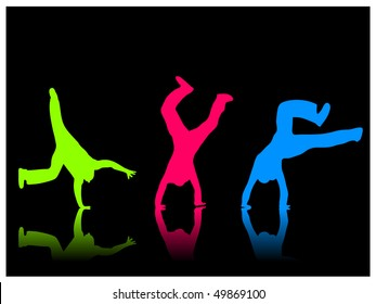Color Cartwheel