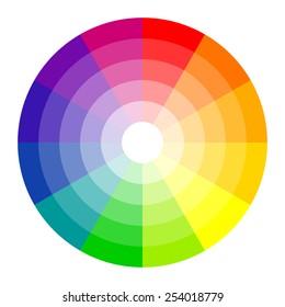 color scheme wheel