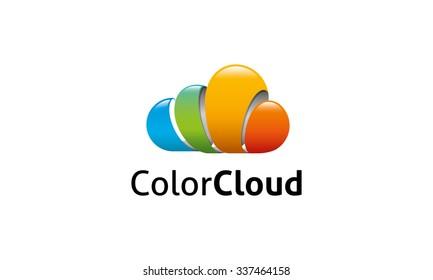 Color Cloud Logo
