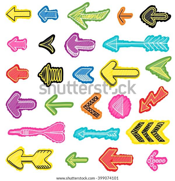 676 arrow free clipart | Public domain vectors